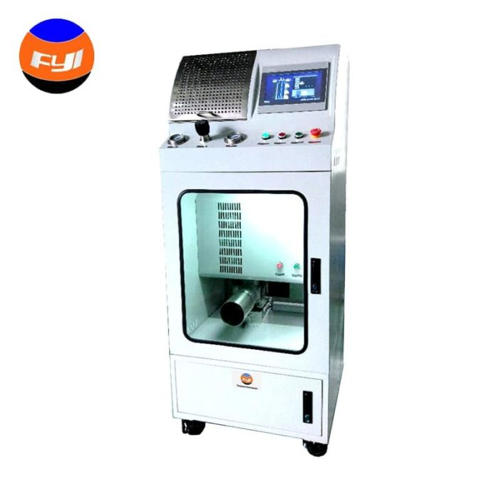 Polymer Fiber Lab scale Melt Spinning machine
