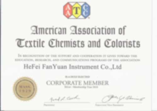 AATCC-Member-Certificate
