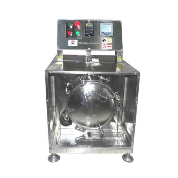 Textile Medium-Batch Dyeing Machine ACCDYER-12L / 23L