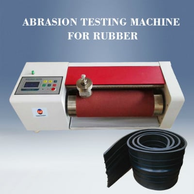 Abrasion Testing Machine For Rubber