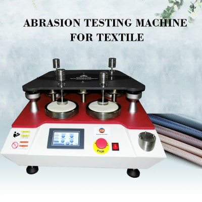 Abrasion Testing Machine For Fabric