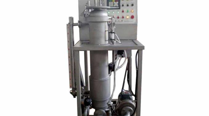 Bobbin Yarn Dyeing Machine  DW202B