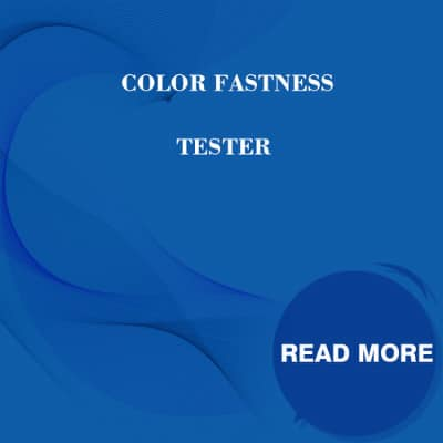 Color Fastness Tester