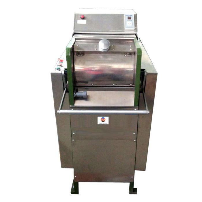 lab ginning machine