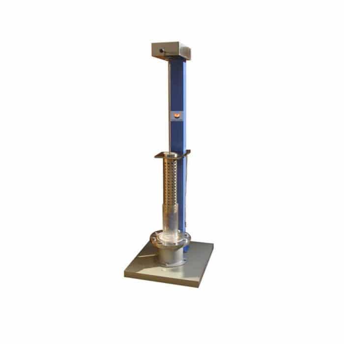 Cone_drop_Test_Apparatus