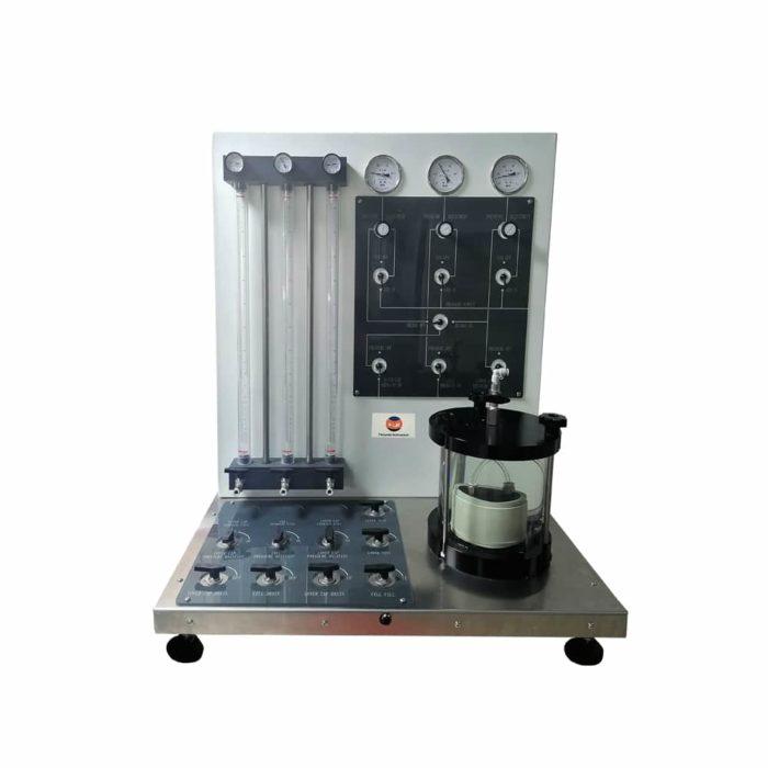 GCL Permeability Test Apparatus