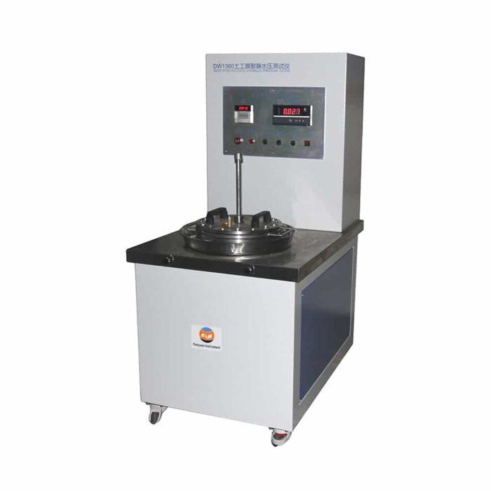 hydrostatic pressure resistance test