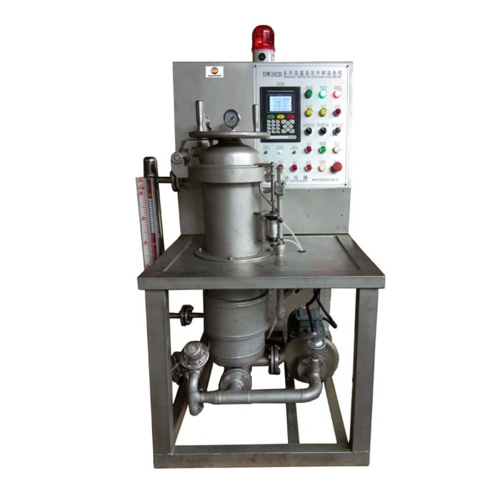 Bobbin Yarn Dyeing Machine