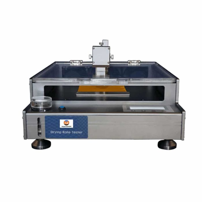 Automatic Drying Rate Tester
