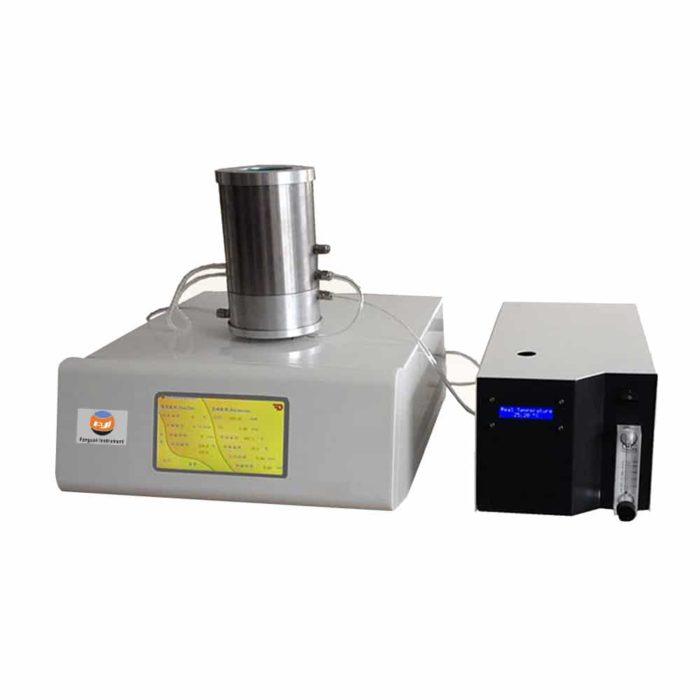 simultaneous thermal analyzer