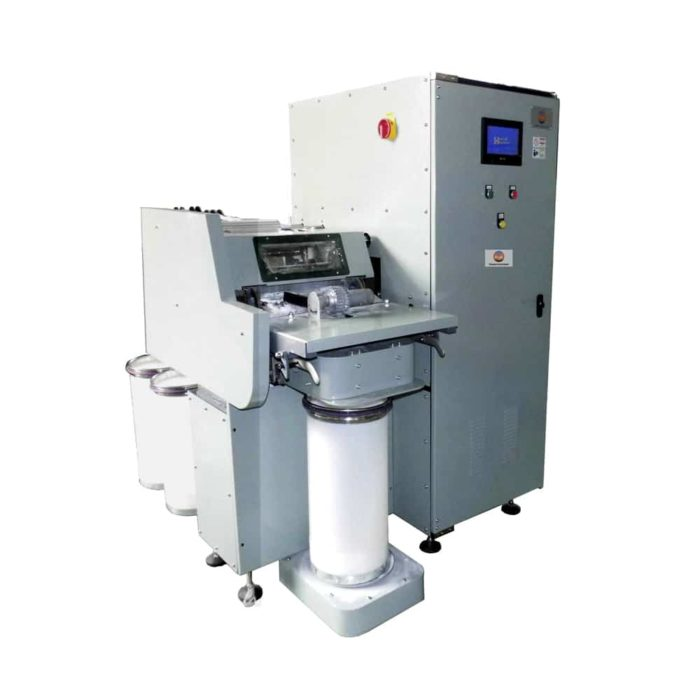 Lab combing machine