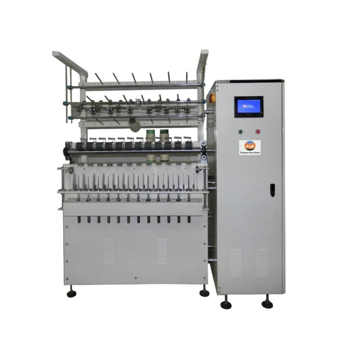 Lab twisting machine