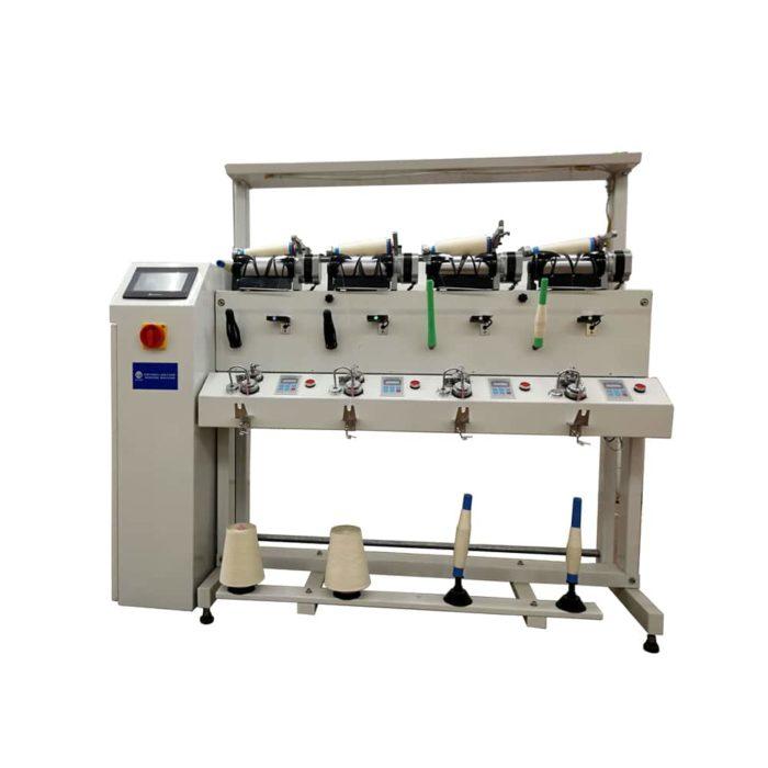 lab cone winding machine