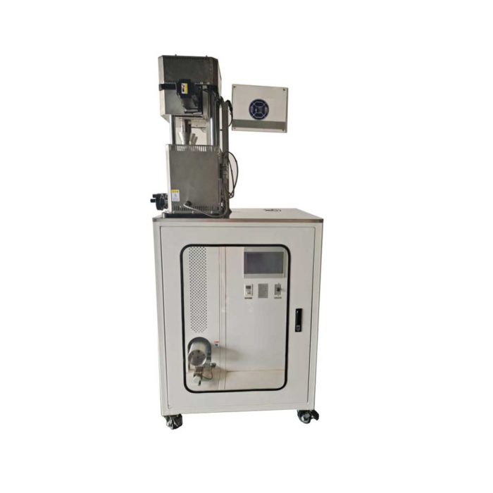 lab melt spinning machine