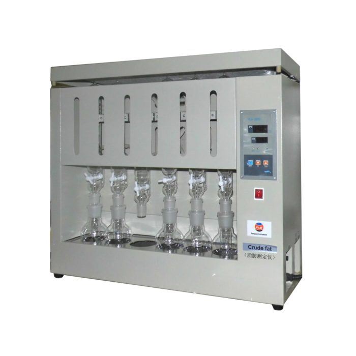 Solvent Extraction Test Apparatus