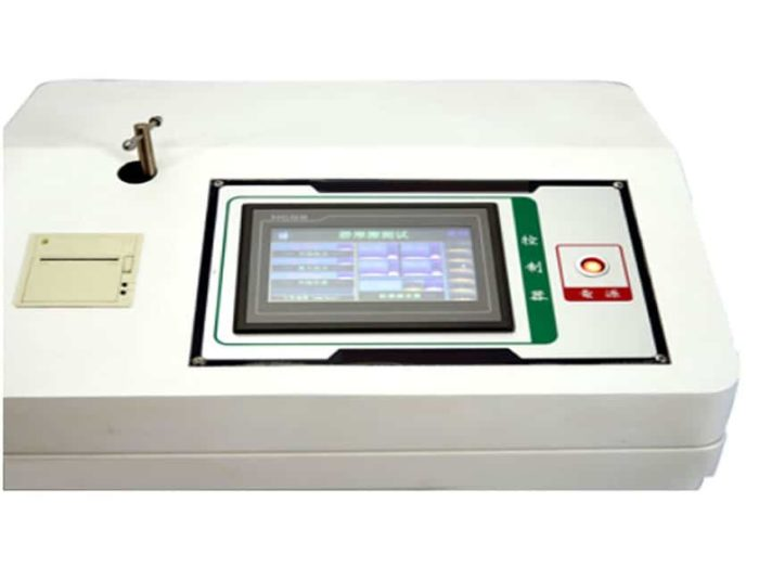 Sole Friction Coefficient Tester