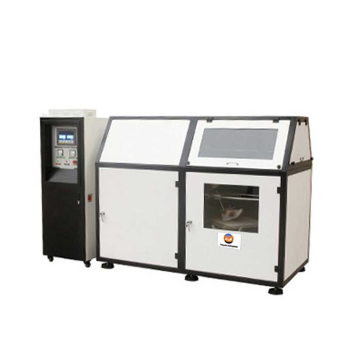 Pedestrian Abrasion Test Machine