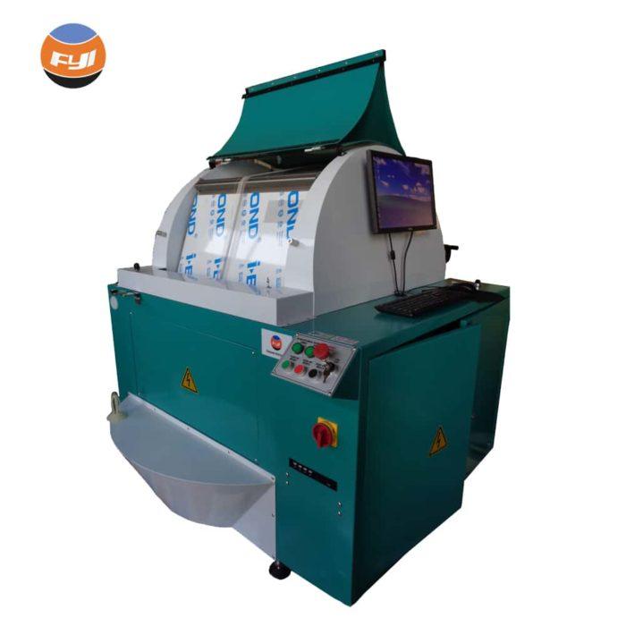 small sample warping machine