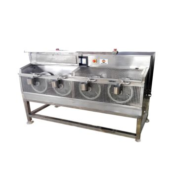 Leather Multi-drum Dyeing Machine GSD Serials