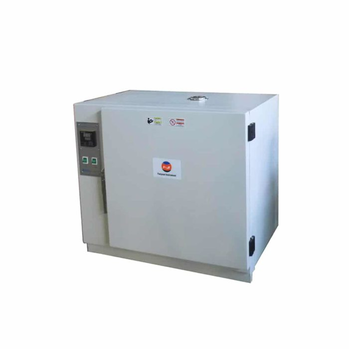 Electrothermal blast oven