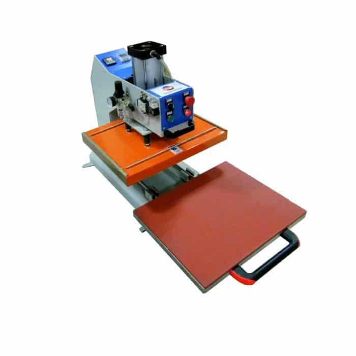 Automatic Heat Transfer Press