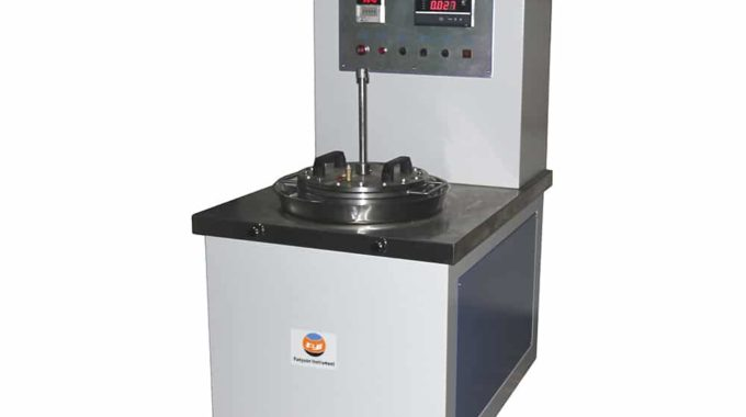 Hydrostatic Head Tester Introduction