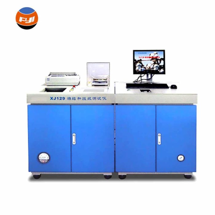 Nep_and_Short_ fiber_Tester XJ129