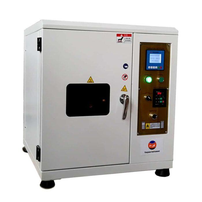Infrared sample dyeing machine
