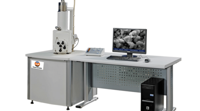 How Does Scanning Electron Microscope Work ?