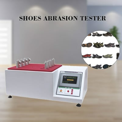 Shoes Abrasion Tester