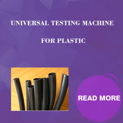 Universal Testing Machine For Plastic