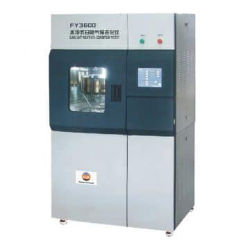 Water-cooled Light Weather Fastness FY3600