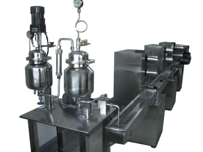 Wet Spinning Machine DW7091A