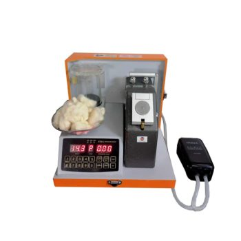 Electronic Cotton Fineness Tester Y175-1