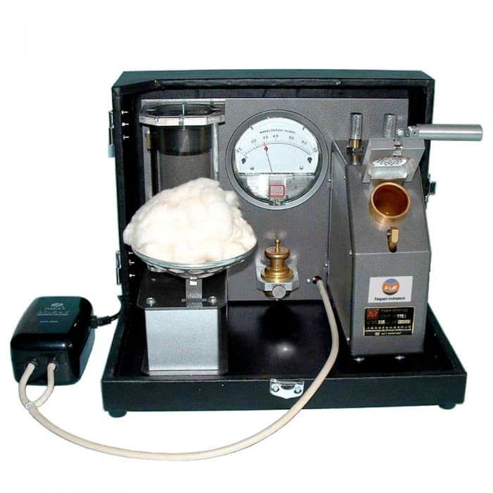 micronaire_tester