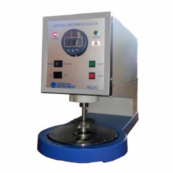 Digital Thickness Gauge For Textile YG141D