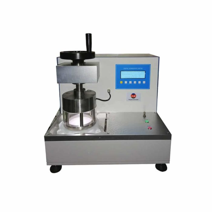 Digital Hydrostatic Tester