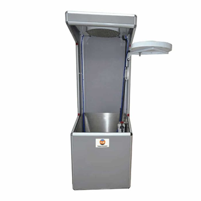 Bundesmann Water Repellency Tester