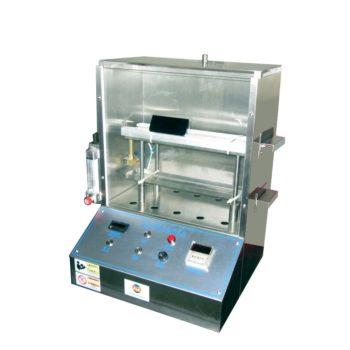 Flammability Tester(Automotive Interior Materials) YG815E