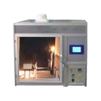 FLAMMABILITY TESTER (PROTECTIVE CLOTHING) YG815F