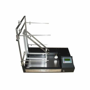 FLAMMABILITY TESTER FOR VERTICALLY ORIENTED SPECIMENS YG815W