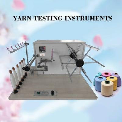 Yarn Testing Instruments