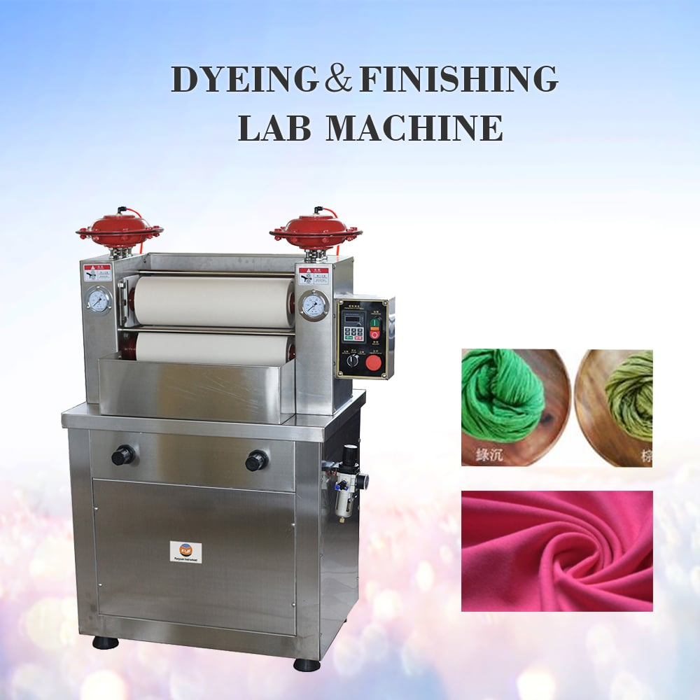 Dyeing & Finishing Lab Machine
