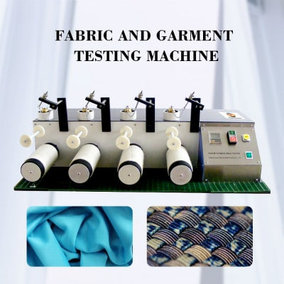 Fabric And Garment Testing Machine