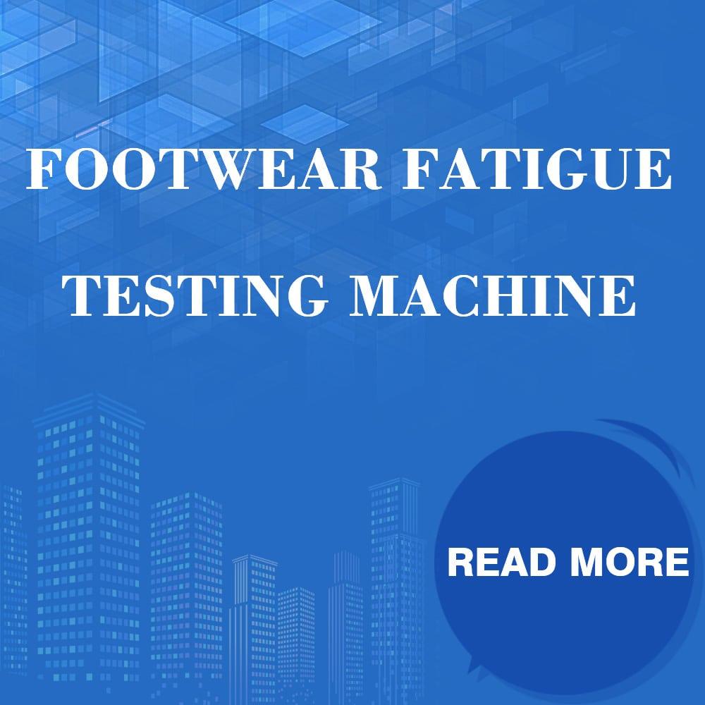 Footwear Fatigue Testing Machine