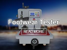 footwear tester