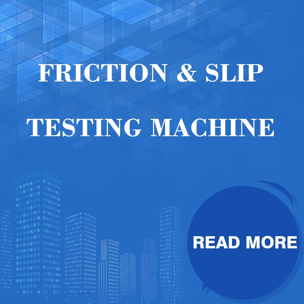 Friction & Slip Testing Machine