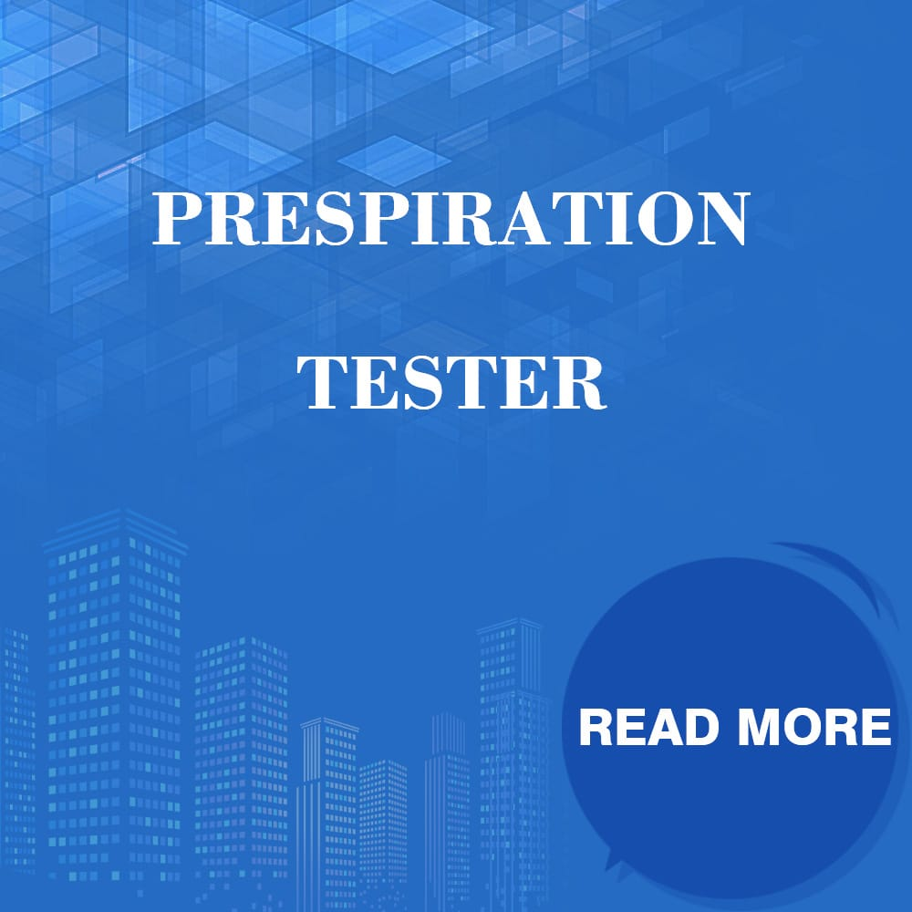 Prespiration Tester