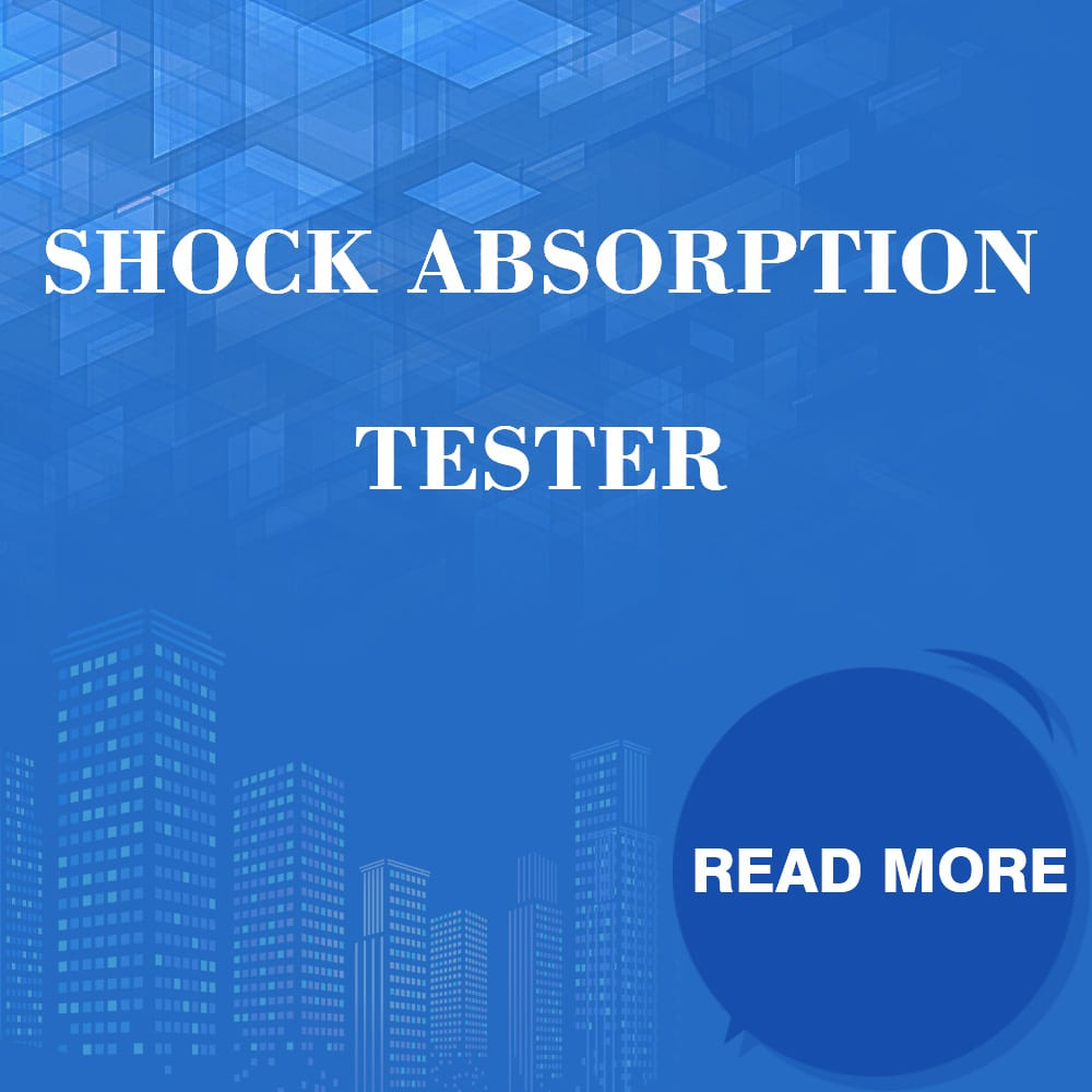 Shock Absorption Tester