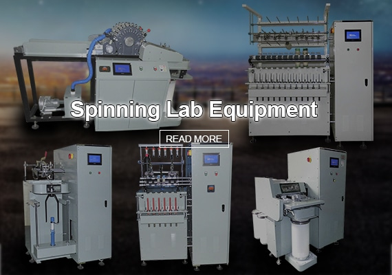 spinning lab equipments